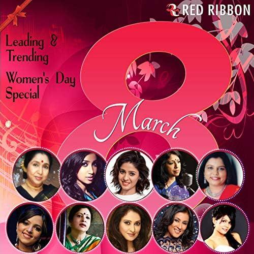 Shreya Ghoshal, Javed Ali, Sharon Prabhakar, Sunidhi Chauhan, Asha Bhosle, Lalitya Munshaw, Aishwarya Nigam, Kavita Krishnamurthy & Sadhana Sargam