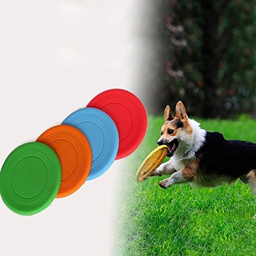 Juguete para Perros Perro de Silicona