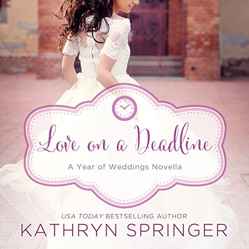 Love on a Deadline audiobook cover art