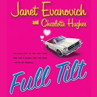 Full Tilt                   By:                                                                                                                                 Janet Evanovich,                                                                                        Charlotte Hughes                               Narrated by:                                                                                                                                 Lorelei King                      Length: 7 hrs and 18 mins     573 ratings     Overall 4.1