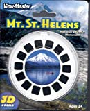 View-Master 3D 3-Reel Card Mt St Helens [Toy]