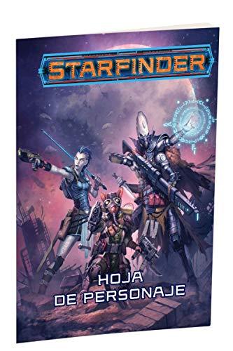 Devir Starfinder: Hoja de Personaje - Suplemento de rol [Castellano]