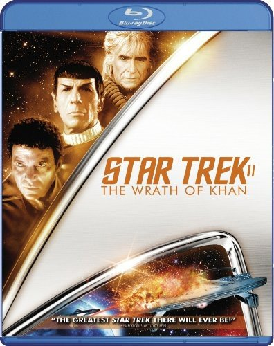 Star Trek Ii: Wrath Of Khan [Edizione: Stati Uniti] [USA] [Blu-ray]