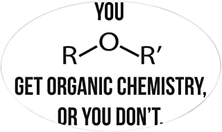 Best organic chemistry stickers Reviews