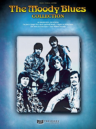 The Moody Blues Collection: Piano/Vocal/guitar