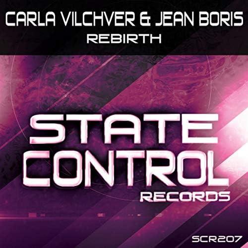 Carla Vilchver & Jean Boris