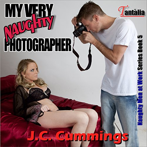 My Very Naughty Photographer cover art