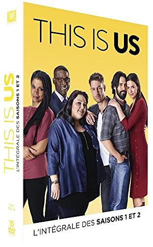 This Is Us - L'intégrale des Saisons 1 & 2 [Francia] [DVD]