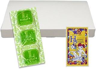 山下ラテックス工業 Rich(リッチ)業務用コンドーム 24個入 Lサイズ + ハニードロップス20mlセット