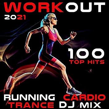 Workout 2021 100 Top Hits Running Cardio Trance DJ Mix