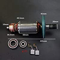 AC220-230V 日立アンカーマキタ 3612C 木工彫刻機ローター電源ツールアクセサリー-Rotor
