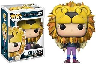 "FUNKO POP! 14944 ""Pop Vinyl Harry Potter Luna Love good with Lion Head"" Figure"