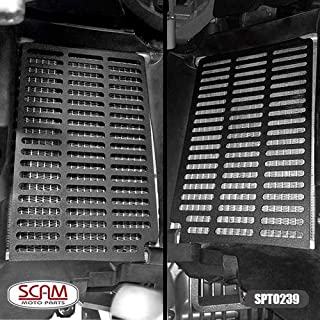 Protetor Radiador Par R1200gs Adventure 2013+ Scam Spto239