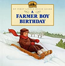 A Farmer Boy Birthday (Little House Picture Book)