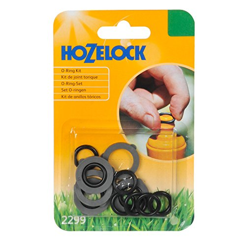 Hozelock Washers & O Ring Spares Kit for Hose Connectors