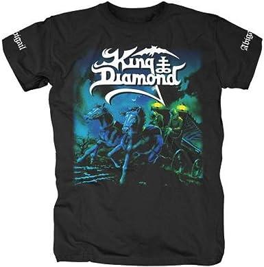 King Diamond: Camisa Abigail - Negro - Nuevo!