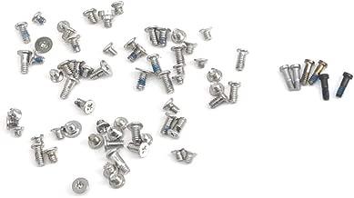 E-REPAIR Full Screw Set Replacment with Bottom Pentalobe Screws for iPhone 6 4.7'' White/Black/Gold