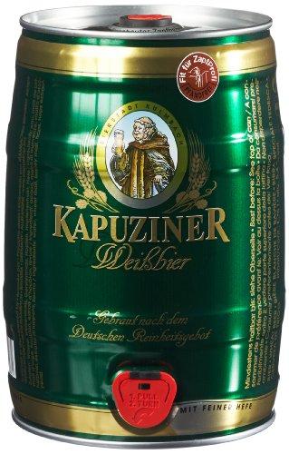 Kulmbacher Kapuziner Hefe (1 x 5 l)