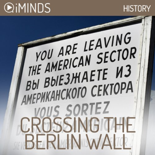 Crossing the Wall audiobook cover art