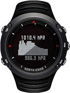 XNNDD Reloj Inteligente para Hombres y Mujeres Monitor de Ritmo cardíaco Presión Arterial Rastreador de Ejercicios Reloj Inteligente Reloj Deportivo Reloj Impermeable