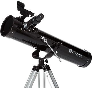 Zhumell ZHUN002-1 76mm AZ Reflector Telescope, Black