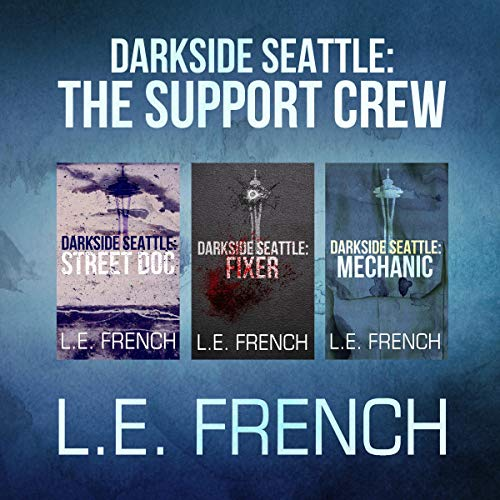 Couverture de Darkside Seattle: The Support Crew