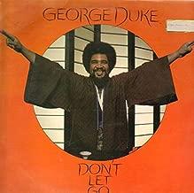 George Duke - Don't Let Go - Epic - EPC 82821, Epic - JE35366