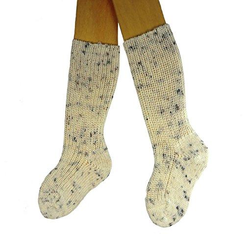 Shimasocks Baby/Kinder Kniestrümpfe 97prozent Wolle, Farben alle:tweed, Größe:31/34 bzw. 122/128