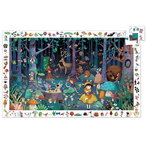 Puzzle Observación El Bosque Encantado (DJ07504)