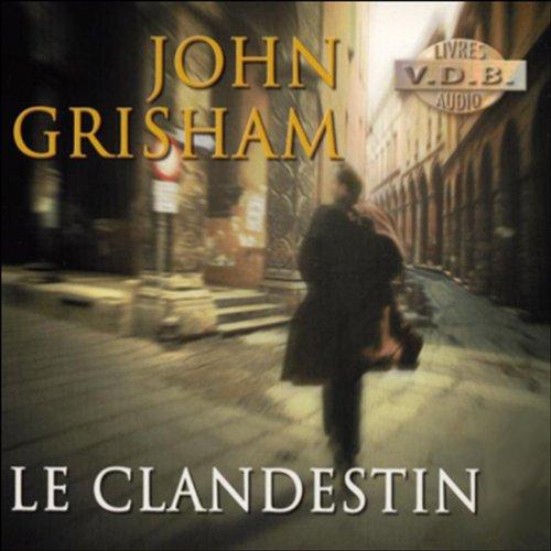 Le Clandestin  audiobook cover art