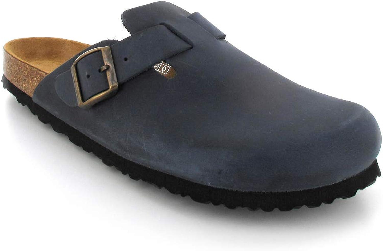 JOE N JOYCE Soft Slippers Clogs shoes Leather Narrow - Mens and Womens