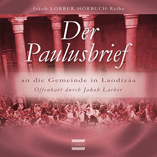Der Paulusbrief an die Gemeinde in Laodizäa Titelbild
