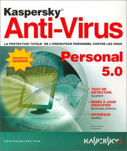 Kaspersky Antivirus Personal 5.0