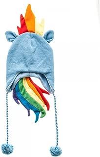 bioWorld My Little Pony Rainbow Dash Laplander Fleece Cap Beanie