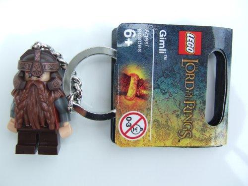 LEGO Le Seigneur Des Anneaux: Gimli Porte-Clés