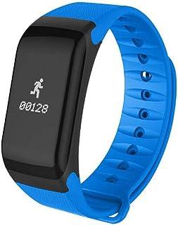 XNNDD Reloj Inteligente Reloj Bluetooth Reloj Deportivo Reloj de Ritmo cardíaco Monitor de presión Arterial Fitness Deportes Reloj Impermeable