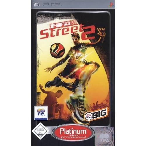 Electronic Arts FIFA Street 2 PSP®