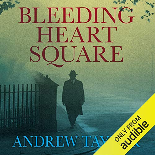 Bleeding Heart Square audiobook cover art