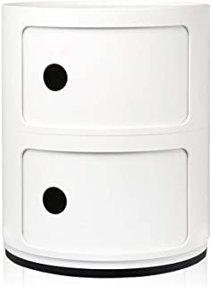 Kartell Componibili Drawers by Anna Castelli Ferrieri, Pack of 1, White
