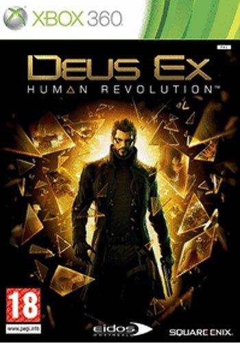 Deus Ex: Human Revolution XB360 AT [Importación alemana]