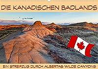 Die Kanadischen Badlands (Premium, hochwertiger DIN A2 Wandkalender 2022, Kunstdruck in Hochglanz): Ein Streifzug durch die kanadischen Badlands in Alberta (Monatskalender, 14 Seiten )