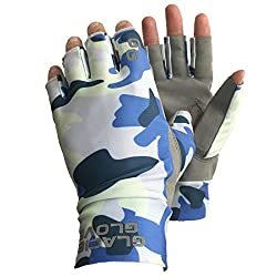 Glacier Glove Ascension Bay Sun Glove - Best Fishing Gloves