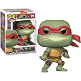 Funko Pop Retro Toys : Teenage Mutant Ninja Turtles - Raphael 3.75inch Vinyl Gift for Anime Fans SuperCollection