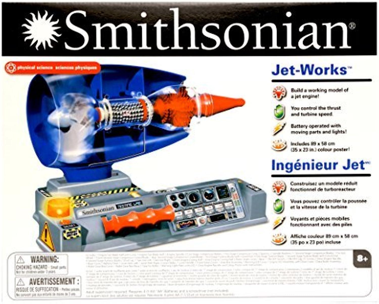 comprar ahora Smithsonian 82902 Jet Works Mechanical Science 8+ 8+ 8+ Age  salida