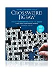 Dual Challenge Crossword Jigsaw Puzzle 2nd Edition - 550 Piece 2-in-1 Puzzle Game for Adults Families
