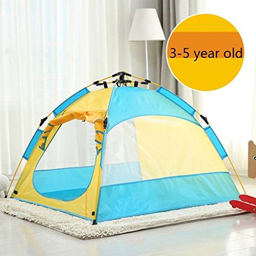 Kinderzelt Automatische Spielzeug Haus Outdoor Indoor Home Spiel Haus Kind Spielhaus Rollsnownow (größe : A)