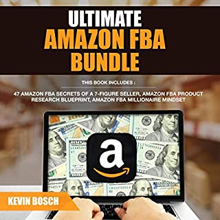Ultimate Amazon FBA Bundle audiobook cover art