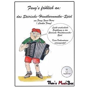 Eine Einführung in das Spiel der steirischen Handharmonika – Ideal für jeden Einsteiger, ob jung oder alt
