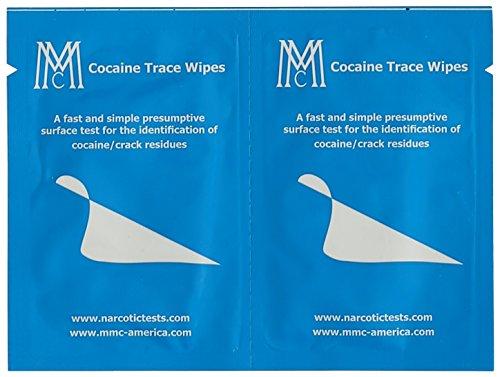 Kokain Wischtest (Versandzeit 1 Werktag)