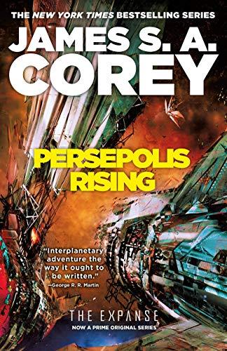 Persepolis Rising (The Expanse Book 7) (English Edition)